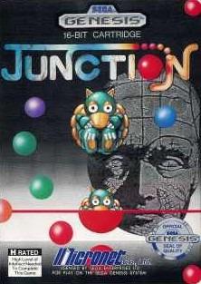 Carátula del juego Junction (Genesis)