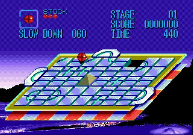 Pantallazo del juego online Junction (Genesis)