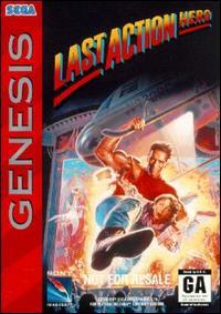 Portada de la descarga de Last Action Hero