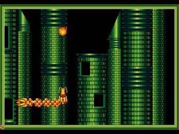 Pantallazo del juego online Link Dragon (Genesis)