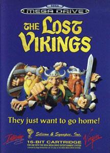 Portada de la descarga de The Lost Vikings