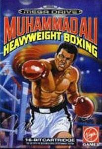Carátula del juego Muhammad Ali Heavyweight Boxing (Genesis)