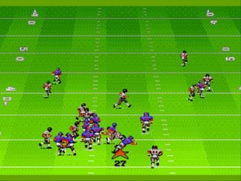 Pantallazo del juego online John Madden Football '92 (Genesis)
