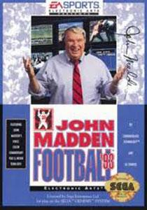 Portada de la descarga de John Madden Football Championship Edition