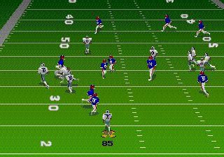 Pantallazo del juego online Madden NFL 95 (Genesis)