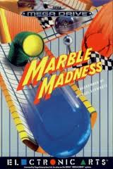 Carátula del juego Marble Madness (Genesis)