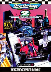 Portada de la descarga de Micro Machines 2: Turbo Tournament Edition