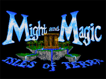 Portada de la descarga de Might and Magic: Isles of Terra