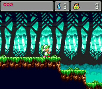 Imagen de la descarga de Monster World IV
