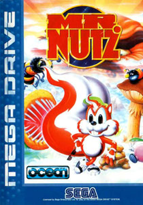 Portada de la descarga de Mr Nutz