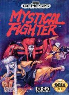 Portada de la descarga de Mystical Fighter