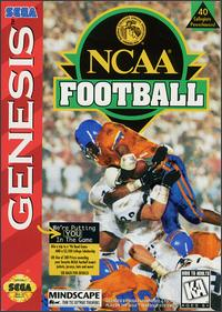 Portada de la descarga de NCAA Football