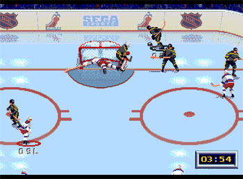 Imagen de la descarga de NHL All-Star Hockey '95