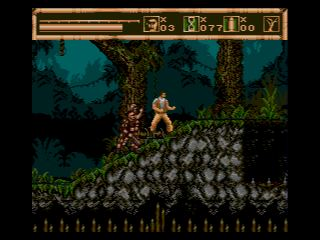Pantallazo del juego online No Escape (Genesis)