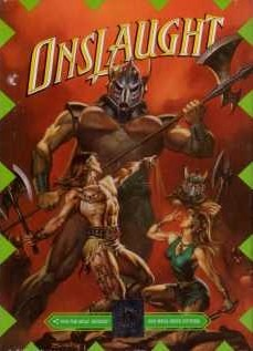 Carátula del juego Onslaught (Genesis)