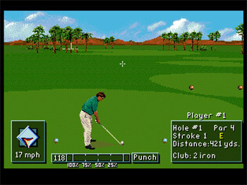 Imagen de la descarga de PGA Tour Golf III