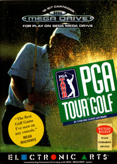 Portada de la descarga de PGA Tour Golf