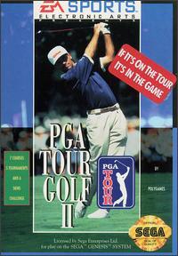 Juego online PGA Tour Golf II (Genesis)