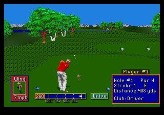 Imagen de la descarga de PGA Tour Golf II