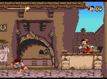 Imagen de la descarga de Disney's Pinocchio