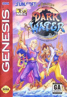 Juego online The Pirates of Dark Water (Genesis)