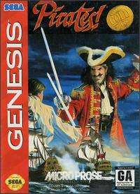 Portada de la descarga de Pirates Gold