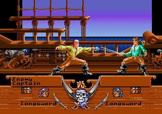 Pantallazo del juego online Pirates Gold (Genesis)