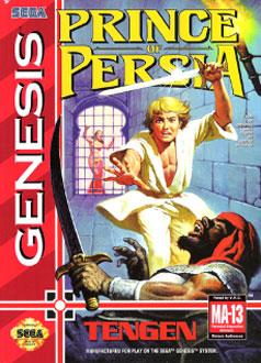 Juego online Prince of Persia (Genesis)