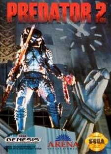 Portada de la descarga de Predator 2
