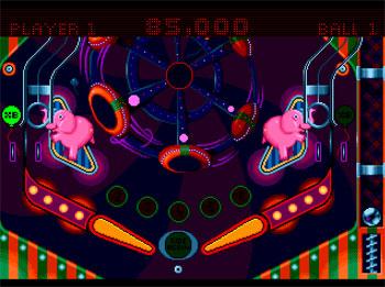Imagen de la descarga de Psycho Pinball