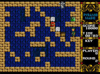 Imagen de la descarga de Pyramid Magic II