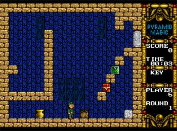 Imagen de la descarga de Pyramid Magic III