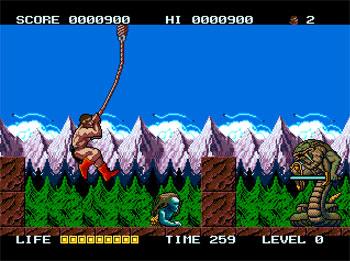 Imagen de la descarga de Rastan Saga II