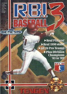 Portada de la descarga de RBI Baseball 3
