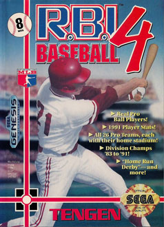 Portada de la descarga de RBI Baseball 4
