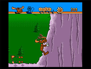Imagen de la descarga de The Adventures of Rocky and Bullwinkle and Friends