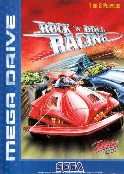 Portada de la descarga de Rock 'n Roll Racing