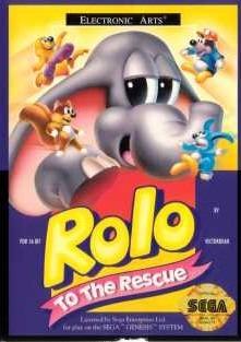 Portada de la descarga de Rolo to the Rescue