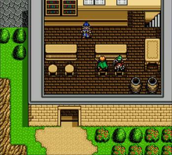 Imagen de la descarga de Shining Force II