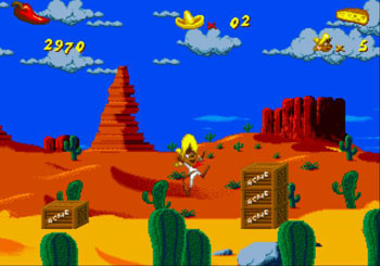 Imagen de la descarga de Cheese Cat-astrophe Starring Speedy Gonzales