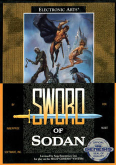 Portada de la descarga de Sword of Sodan