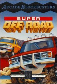 Carátula del juego Super Off Road (Genesis)