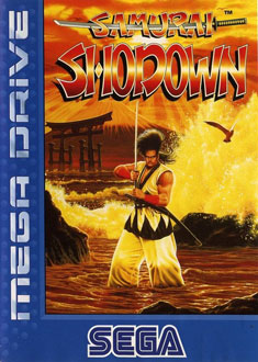 Portada de la descarga de Samurai Shodown