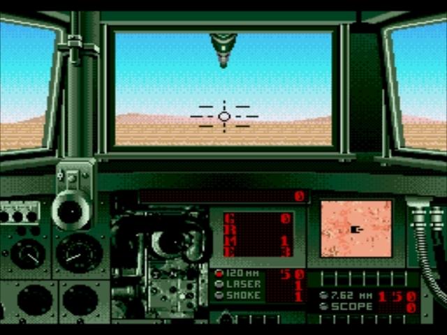 Imagen de la descarga de Super Battletank