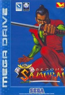 Portada de la descarga de Second Samurai
