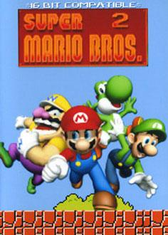 Juego online Super Mario Bros 2 (Genesis)