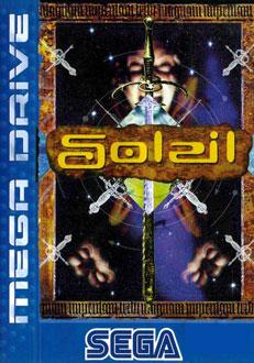 Carátula del juego Soleil (Genesis)