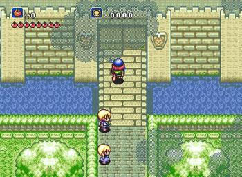 Pantallazo del juego online Soleil (Genesis)