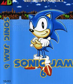 Juego online Sonic Jam 6 (Genesis)