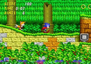 Imagen de la descarga de Sonic the Hedgehog 2